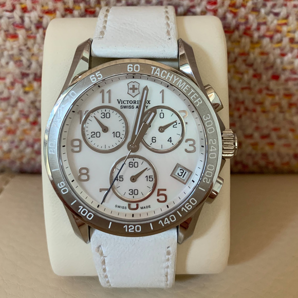 Victorinox Swiss Army Chrono Classic Lady Watch